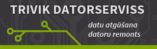 Datu atjaunošana